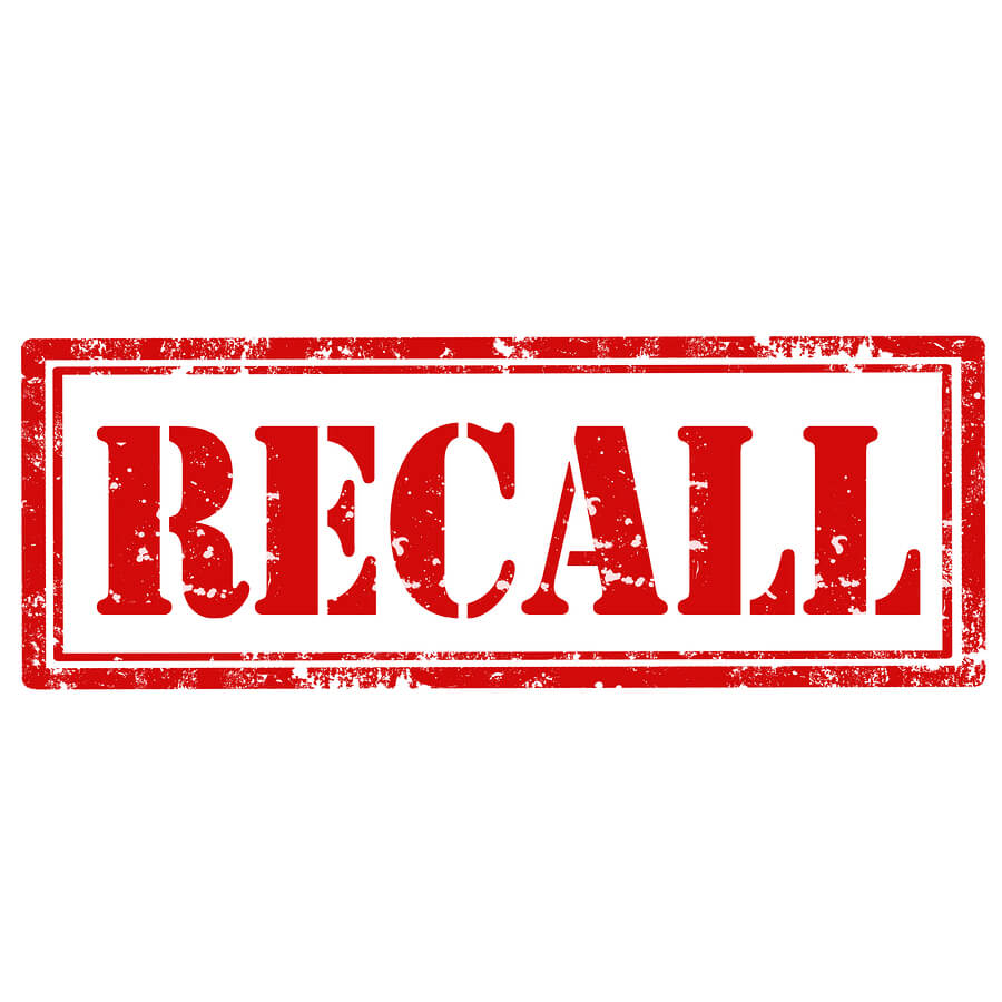 Vehicle Recall